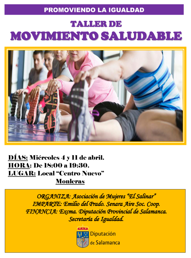 Taller Movimiento Saludable