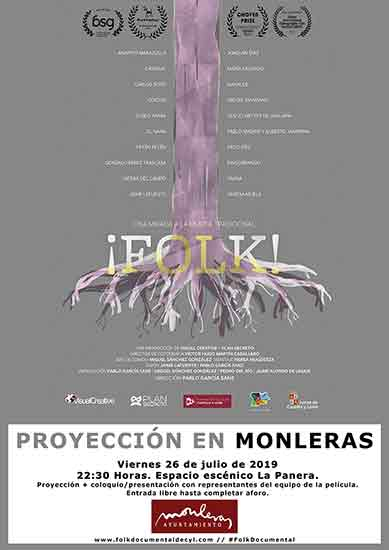 cartel folk peque